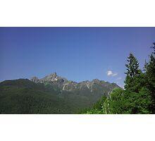White Chuck Mountain Photographic Print