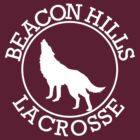 Teen Wolf - Beacon Hills Lacross Tee by kinxx