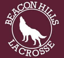 Teen Wolf - Beacon Hills Lacross Tee by kinxx