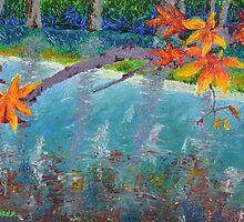 Autumn Brilliance by Luxoart