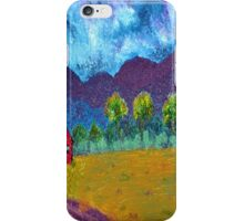 Serenity at Home iPhone Case/Skin