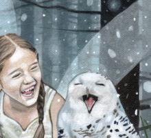 Snow Fairy Sticker