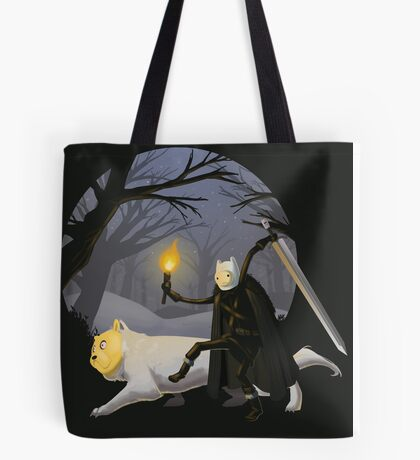 ADVENTURE WINTER Tote Bag