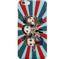 Team free will iPhone Case/Skin