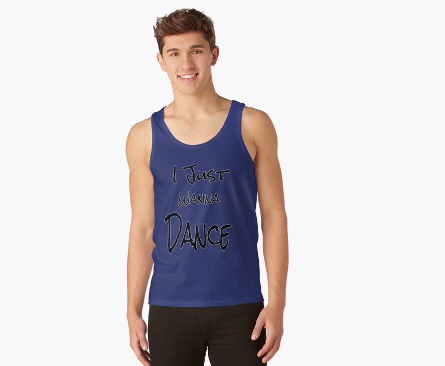 I just wanna dance by Asrais