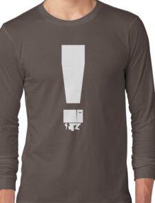 EXCLAMATION BOX! Long Sleeve T-Shirt