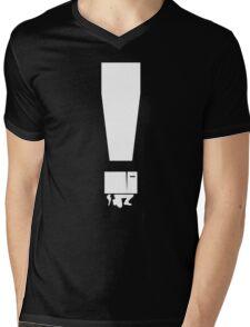 EXCLAMATION BOX! Mens V-Neck T-Shirt