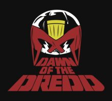 Dawn of the Dredd by D4N13L