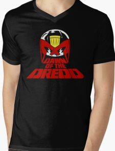 Dawn of the Dredd Mens V-Neck T-Shirt