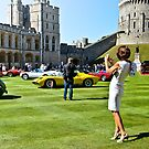 Fake Take: Jacqueline Kennedy at Windsor Castle by MarcW