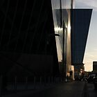 grand canal dock sunset by Steiner62