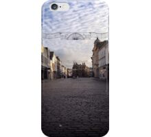 Empty truro iPhone Case/Skin