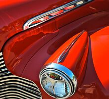 Classic Cars : Red  by richard  webb