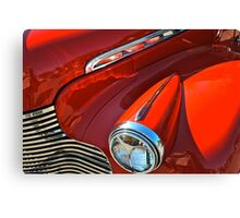 Classic Cars : Red  Canvas Print