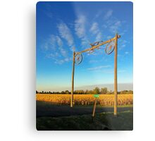 Remnant of the Past Metal Print