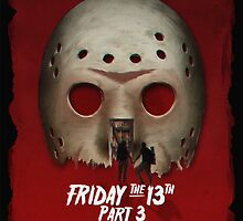 Friday the 13th Part III... by DarkIndigo