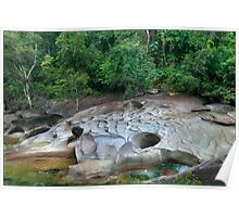 The Boulders FNQ Poster