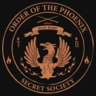 Order of the Phoenix - member shirt by Artpunk101