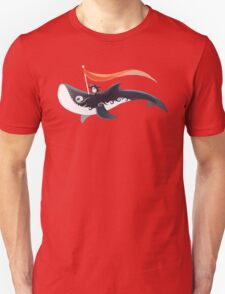 Grandpa Orca Unisex T-Shirt