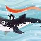 Grandpa Orca by freeminds