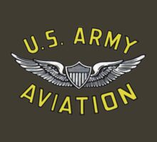 U.S. Army Aviation (t-shirt) by Walter Colvin