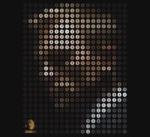 Bond 50 - Facedot Colour by bengrimshaw