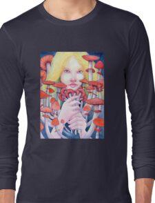 Keeper of the Scarlet Garden Long Sleeve T-Shirt