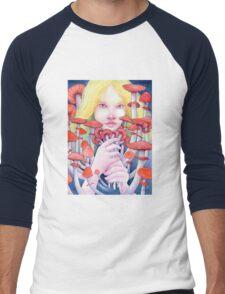 Keeper of the Scarlet Garden Men's Baseball ¾ T-Shirt