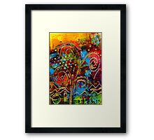 A Song in the Air Framed Print
