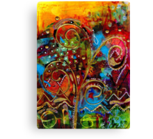A Song in the Air Canvas Print