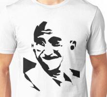 Gandhi Stencil Unisex T-Shirt