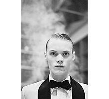 Models of New York Fashion Week (1) Photographic Print