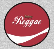 Enjoy Reggae - Round by HighDesign