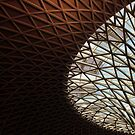 Kings cross architecture by Asrais