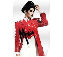 SHINee - Minho Poster
