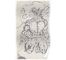 werewolf by moonlight Poster