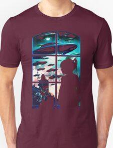 ufo attack  T-Shirt