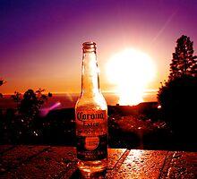 Corona Sunset by oftheessence