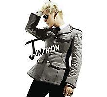 SHINee - Jonghyun Photographic Print