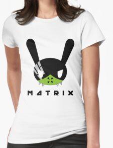 BAP MATRIX Dada Mato Womens Fitted T-Shirt