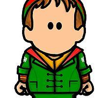 Buddy The Elf by Khashoggi