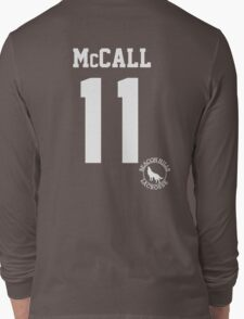 "Teen Wolf ""McCALL 11"" Lacrosse T-Shirt"