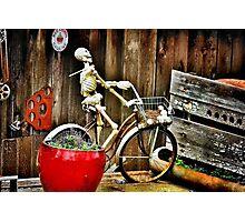 Joy Ride Photographic Print