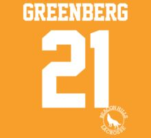 "Teen Wolf - ""GREENBERG 21"" Lacrosse by kinxx"