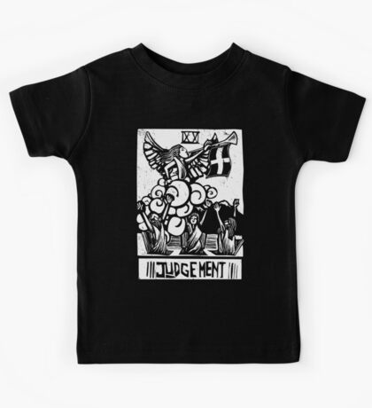 Judgement - Tarot Cards - Major Arcana Kids Tee