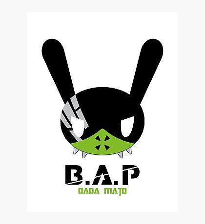 BAP MATRIX Dada Mato 2015 Photographic Print