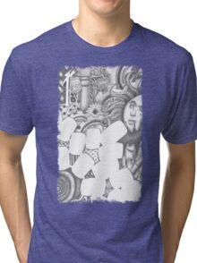 Industrial Sun Tri-blend T-Shirt