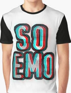 So Emo Graphic T-Shirt
