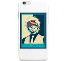 Godot - OBJECTION! iPhone Case/Skin