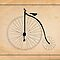 Penny-farthing by Joel McDonald